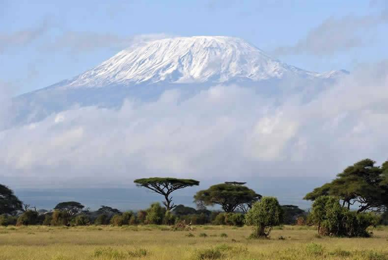 MT KILIMANJARO NATIONAL PARK <strong>       </strong>