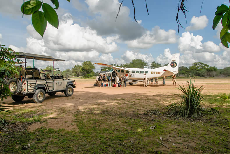 SELOUS GAME RESERVE <strong>       </strong>