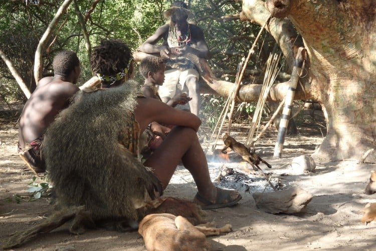 Bushmen-#Twitter