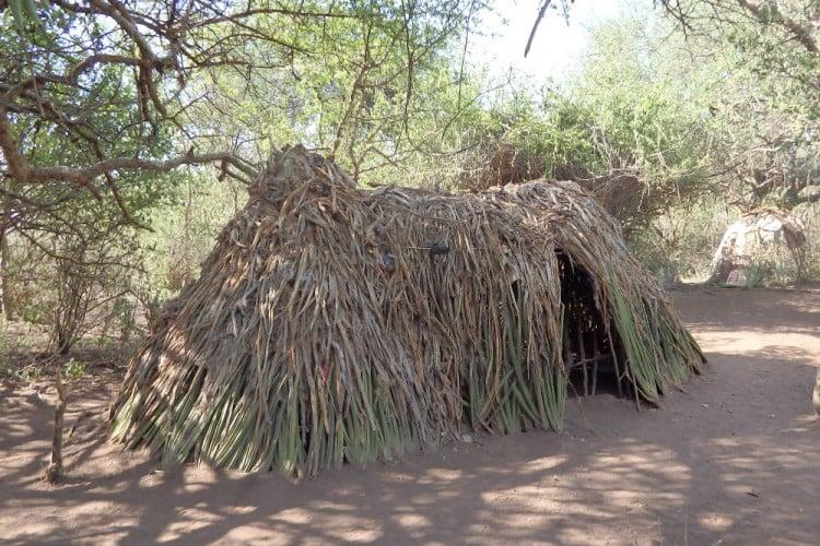 Bushmen-house